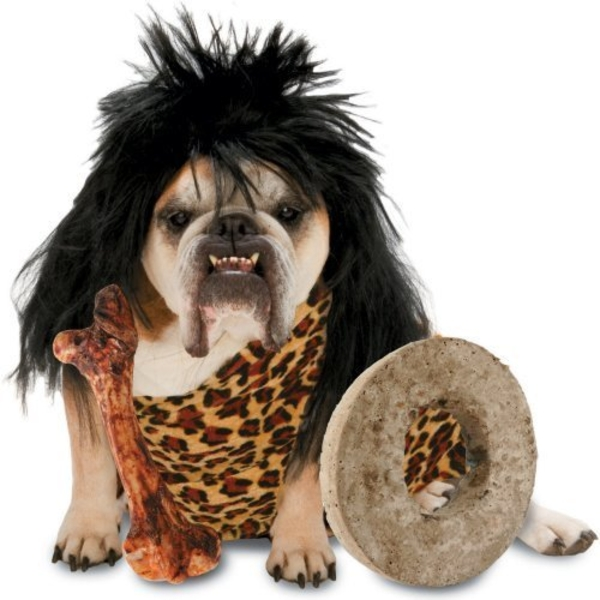 caveman-dog-costume
