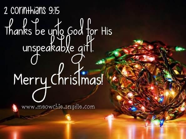 christian-christmas-bible-verse - Pink Lover