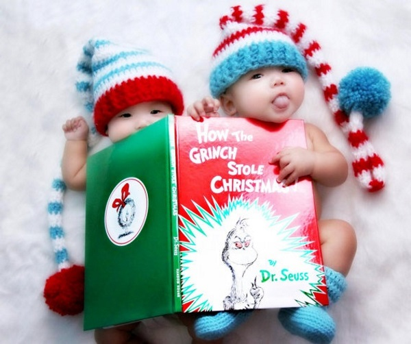 Picture Ideas With Twins: Family Christmas Photo Ideas 2016