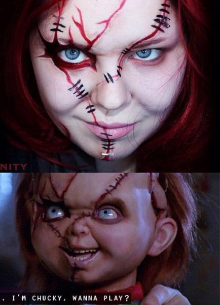 chucky-halloween-makeup