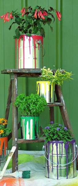 50 Do It Yourself Gardening Ideas that will Melt your ...