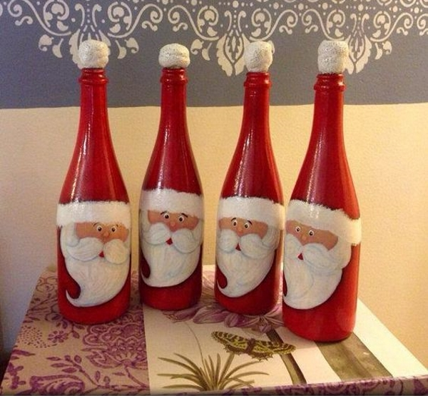 60 diy glass bottle craft ideas for a stylish home pink lover image source image source solutioingenieria Gallery