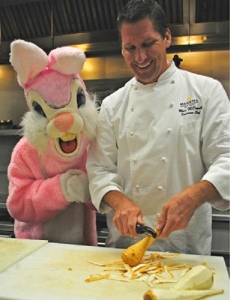 Be the best Easter Chef!