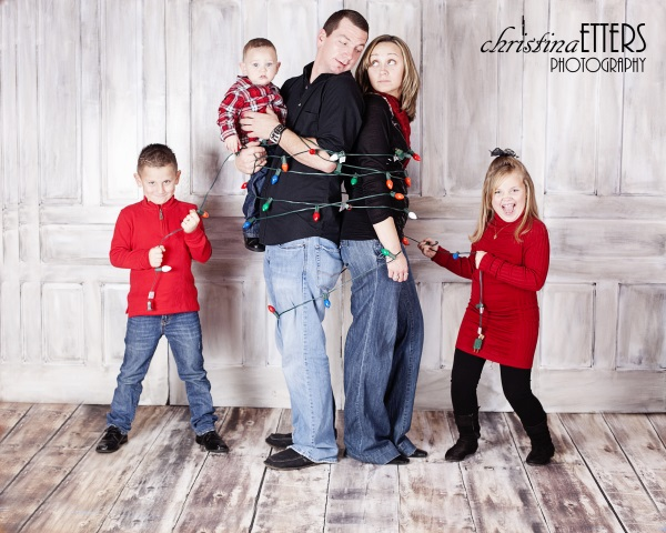 Funny Christmas Photo Ideas For Families