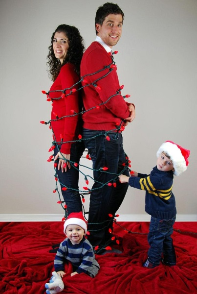 Family Christmas Photo Ideas 2016