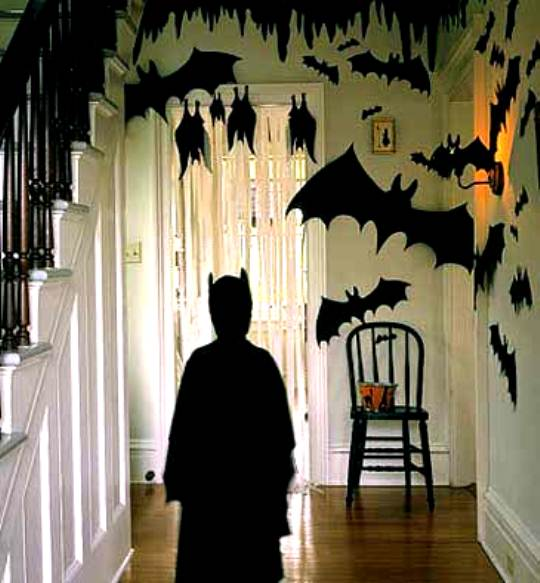 halloween decorations 19 - Cheap Halloween Decor Ideas