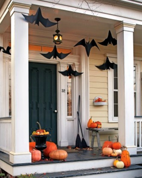 halloween-decorations-7 & Best Halloween Decoration Ideas 2016 - Pink Lover