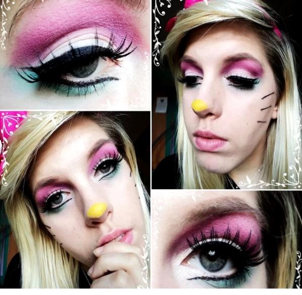 eyeshadowlipstick