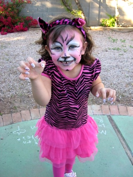 Hello Kitty Halloween Costume Kids