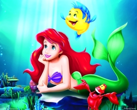 Ariel-the-little-mermaid-party-idea