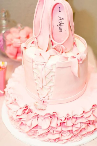 ballerina-birthday-cake-designs