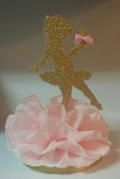 60 diy ballerina birthday party ideas pink lover for Ballerina party decoration