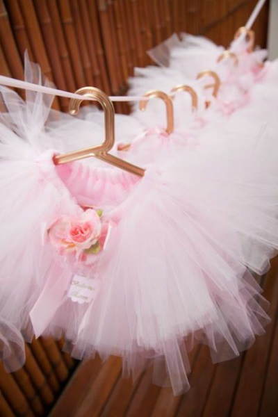 60 DIY Ballerina Birthday Party Ideas - Pink Lover