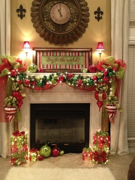image source - Ideas For Decorating For Christmas Inside