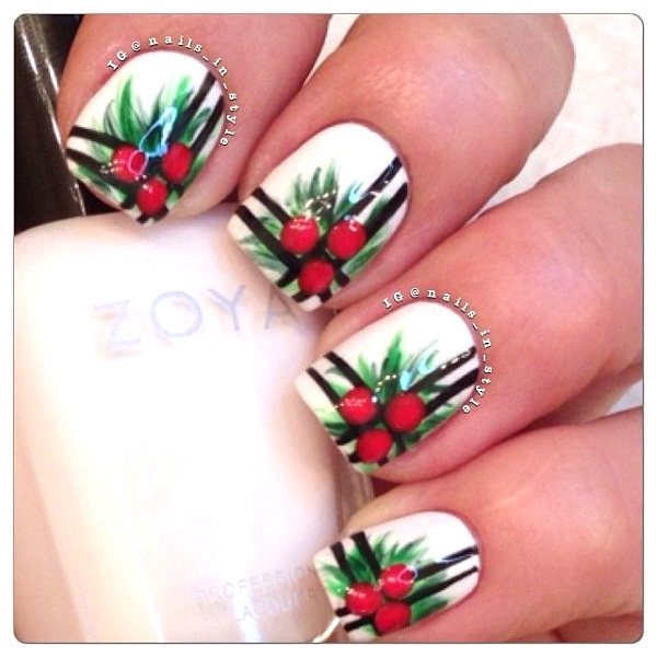 Christmas Nail Art Designs Gallery: Best Christmas Nail Art Designs