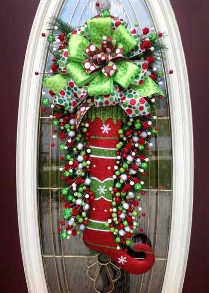 beautiful-christmas-wreath