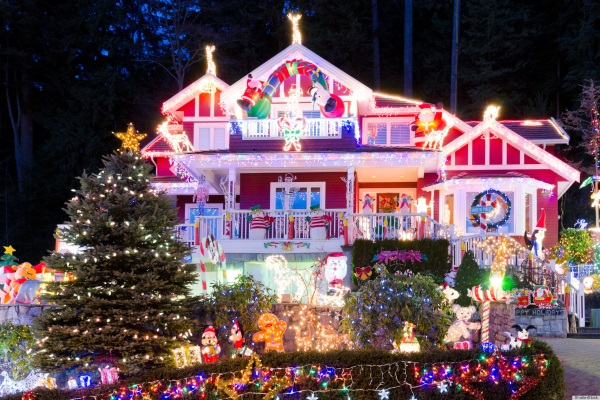 best-Christmas-house-with-lights-Ideas