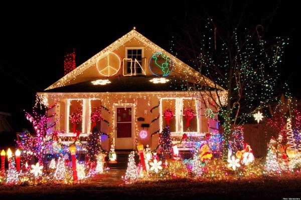 Image Source Image Source. Christmas Lighting Ideas ...