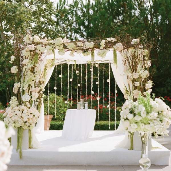 Beautiful Outdoor Wedding Ideas: 60 Best Garden Wedding Arch Decoration Ideas