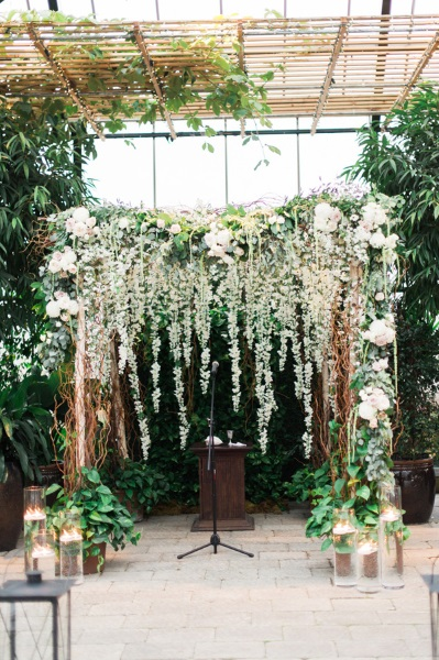 60 Best Garden Wedding Arch Decoration Ideas - Pink Lover