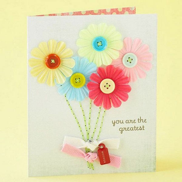 45 Diy Mothers Day Cards To Show Your Love Pink Lover
