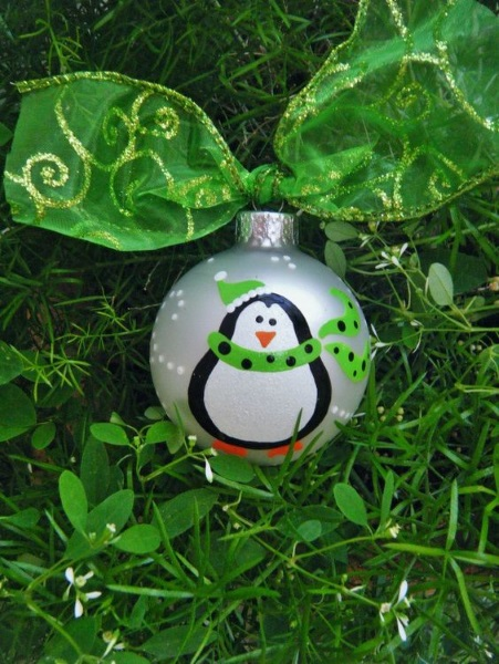 One Of A Kind Christmas Ornaments