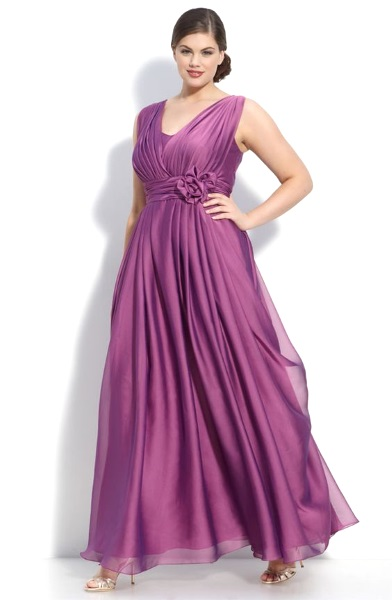 Beautiful Bridesmaid Gown For Plus Size Pictures - Mikejaninesmith ...