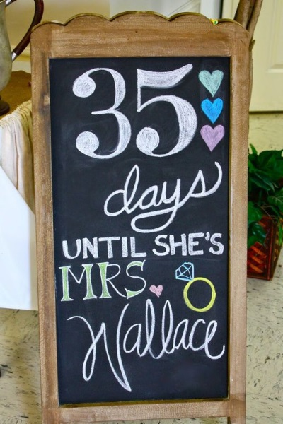 bridal shower entrance decoration image source