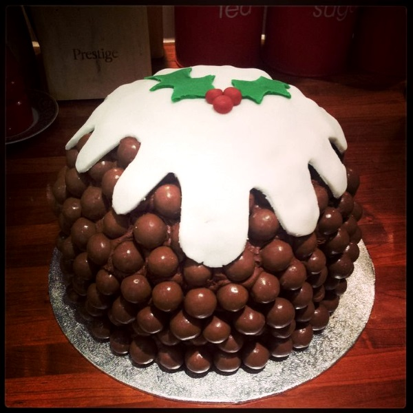 image source - Christmas Cake Decoration Ideas
