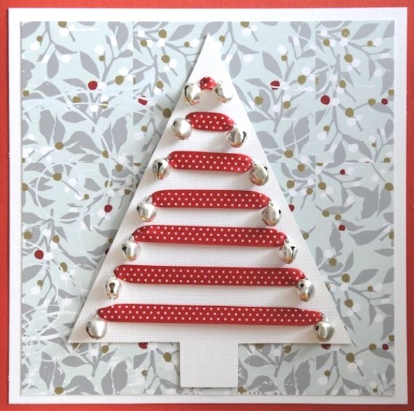 Handmade Christmas Card Making Ideas Part - 45: Image Source Image Source