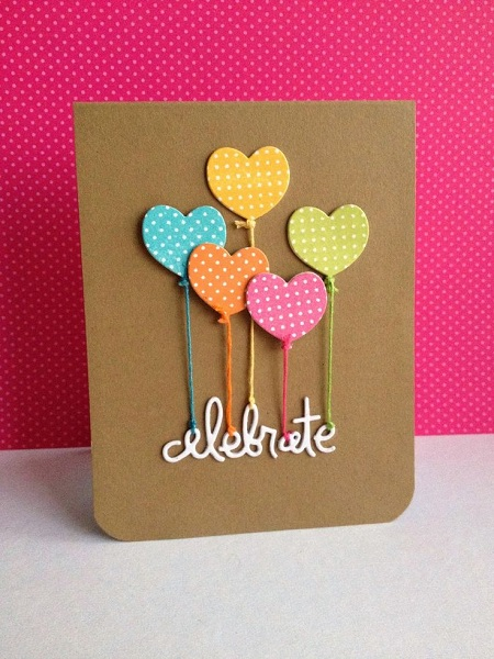 best handmade happy birthday cards  i love pink, Birthday card