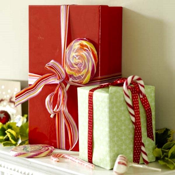 Christmas Gift Wrap Storage