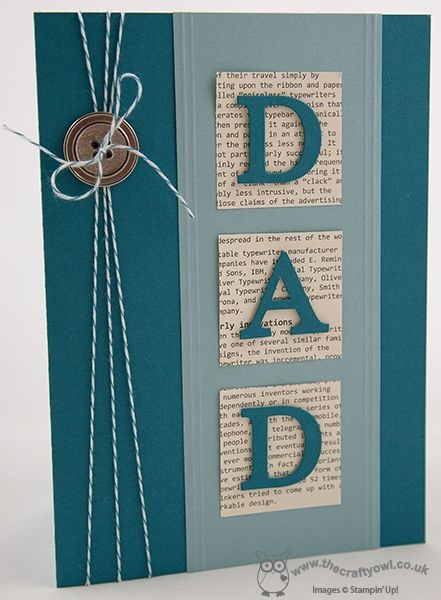 DIY Father's Day Cards that impressed Pinterest - Pink Lover