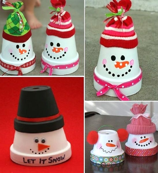 50 best diy snowman christmas decoration ideas pink lover