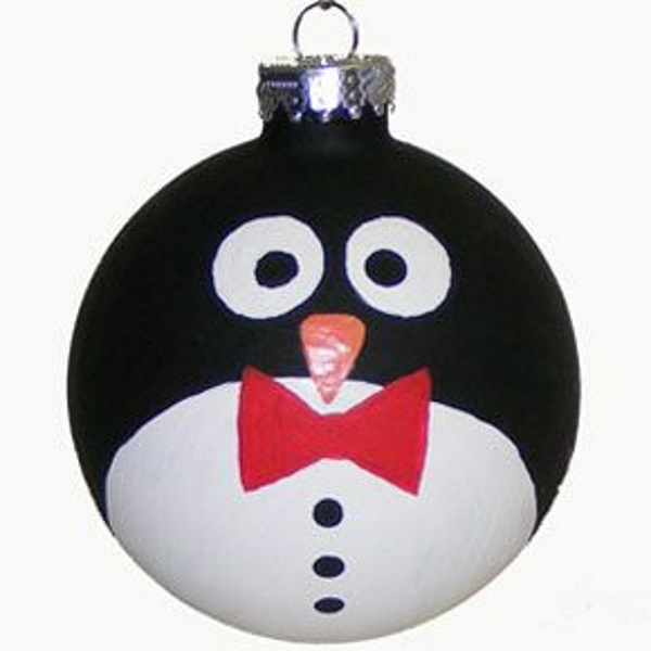 christmas ornaments for penguin lovers out there image source