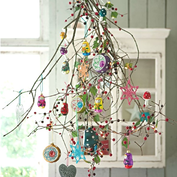Christmas ceiling decoration ideas christmas decore for Christmas ceiling decorations