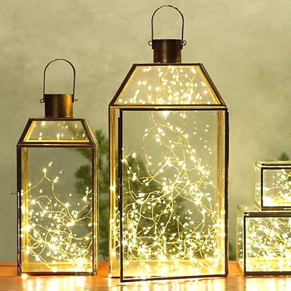 Unique Lighting Ideas Part - 48: Diy-christmas-decoration-lights