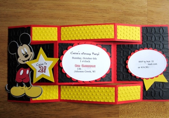 Mickey mouse birthday party ideas pink lover httpwowwhatacard solutioingenieria Images