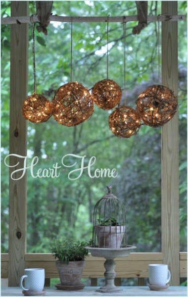 50 diy chandelier ideas to beautify your home pink lover rustic diy outdoor or indoor chandelier image source solutioingenieria Image collections