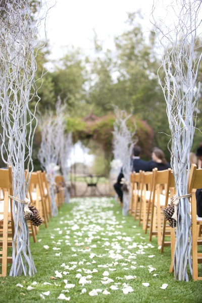 wedding ceremony aisle decor 50 best garden wedding aisle decorations pink lover 8944