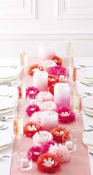 Easy Mothers Day Table Decoration Ideas