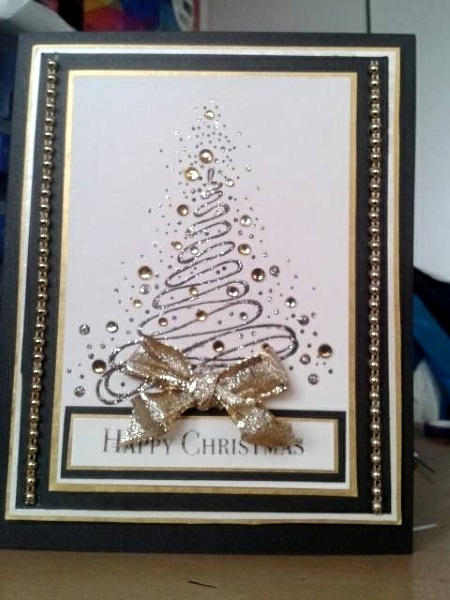 Creative diy christmas card ideas 2016 pink lover homemade snowflakes diy christmas card image source image source elegant handmade christmas card image source solutioingenieria Images