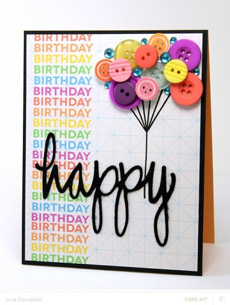 Handmade Birthday Cards Pink Lover – Birthday Cards Handmade Ideas