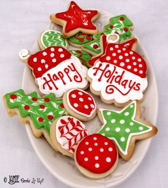 Fancy Christmas Cookie Recipes Image Source An Excellent Project