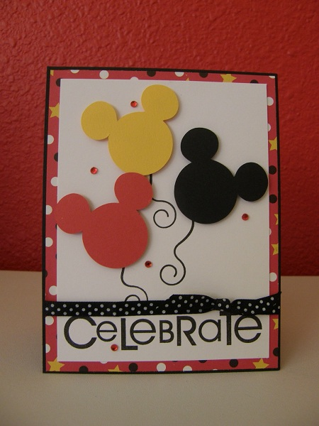 Homemade Happy Birthday Cards gangcraftnet – Handmade Happy Birthday Cards