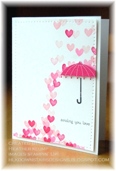 Adorable valentines day handmade card ideas pink lover for Designs for valentine cards