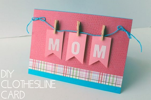 Handmade Birthday Card Designs For Mother