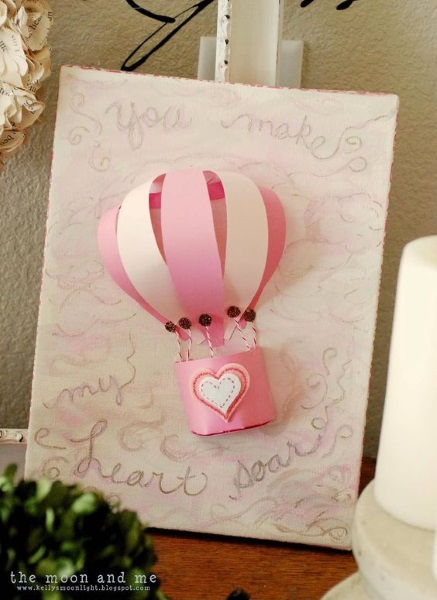 60 DIY Hot Air Balloon Birthday Party Ideas Pink Lover