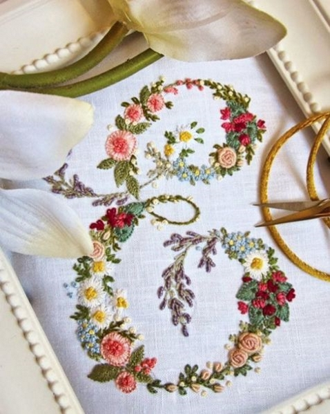 55 Hand Embroidery Designs That Moms Would Love Pink Lover