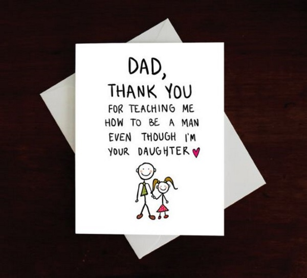 DIY Father's Day Cards that impressed Pinterest